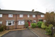 Terraced house for sale in Bovington