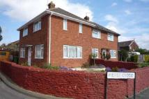 semi detached house to rent in 46 Meese Close...