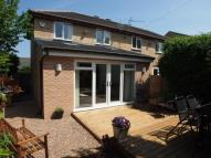 semi detached house in Mawcroft Grange Drive...
