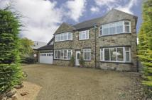 Detached home for sale in Alwoodley Lane...