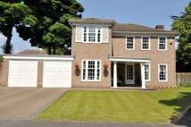 4 bed Detached house in Grangewood Gardens...