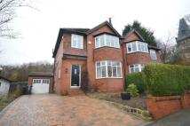 Weetwood Court semi detached house for sale