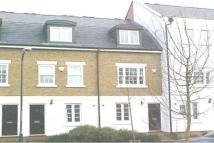 Terraced house to rent in Fennel Close, Maidstone