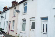 Terraced property in Gladstone Road, Maidstone