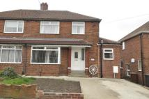 semi detached house in Peckover Drive, Pudsey...