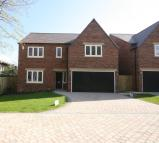 Plot 5  Handley Cross Mews  Cantley Lane new house for sale