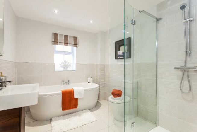 Example Family Bathroom