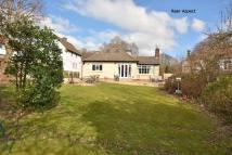 Bungalow for sale in Park Drive, Horsforth...