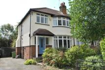 semi detached property for sale in Gledhow Park Drive...