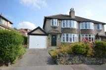 3 bed semi detached home in Oakwell Avenue, Roundhay...
