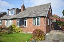 Bungalow for sale in Chandos Terrace...