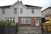3 bed semi detached property in Portefields Road...