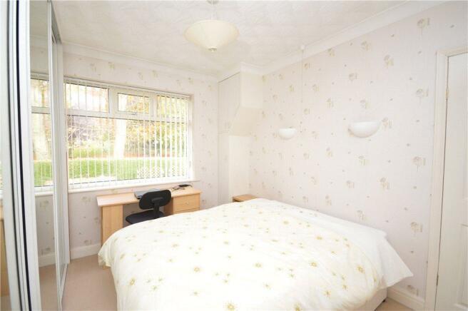 Bedroom Two Shot 2