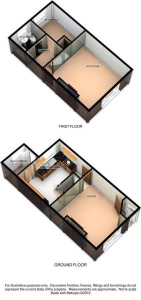 3D Floorplan - 18 Ma