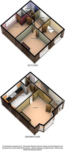 3D Floorplan - 59 Ch