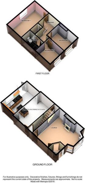 3D Floorplan - 28 Ki