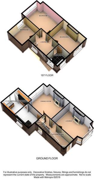 3D Floorplan - 135 R