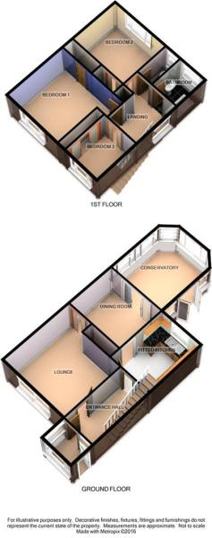 3D Floorplan - 2 Chu