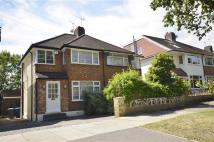 3 bed semi detached home in Ashfield Road, London