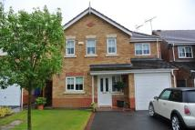 Detached house for sale in Lindbergh Close, Worksop...