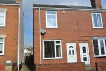 2 bed End of Terrace house in Mitchell Street, Clowne...