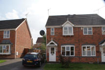 2 bed semi detached home to rent in 8 Hillwood Close, Worksop