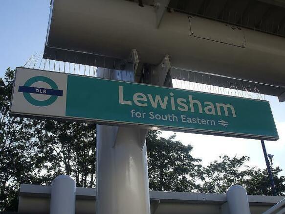 Lewisham Station (Zo
