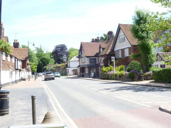 Brasted Village