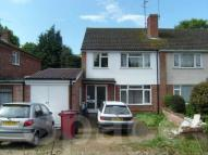 semi detached property in Wokingham Road, Earley