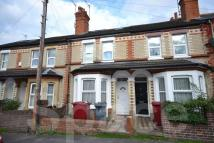 Terraced house in St Edwards Road, Earley