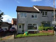 semi detached property for sale in Foxhills Place, Glasgow...