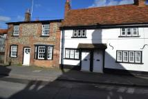2 bed Cottage in Brook Street, Watlington