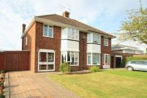 3 bed semi detached property to rent in Nelson Road...