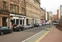 2 bed Flat to rent in HOWARD STREET, GLASGOW...