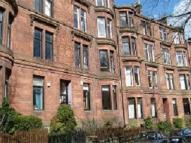 Flat in CAIRD DRIVE, GLASGOW...