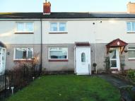 Terraced property in Colquhoun Drive...