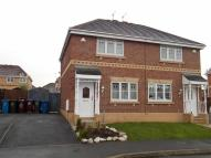 semi detached home in Hobart Drive, Kirkby
