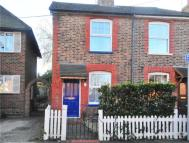 2 bed Terraced property in West Street, Southgate...