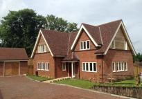 LAST ONE AVAILABLE Plot 1 St Mary's Hill new house for sale
