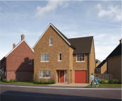 5 bed new house for sale in Aston Vale - Plot 32...