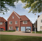 5 bedroom new house for sale in EDMONDS DRIVE, Stevenage...