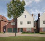 5 bed new house for sale in EDMONDS DRIVE, Stevenage...