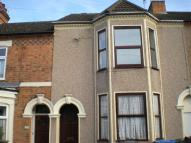 Terraced property in Kimberly Road, Rugby