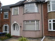 Shenstone Avenue Terraced property to rent