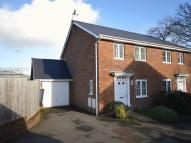 semi detached home to rent in Thomas Hill Close...