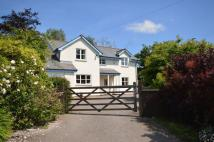 4 bed Detached house for sale in Monmouth Road, Raglan...