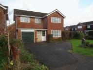 4 bed Detached home for sale in Malford Grove, Gilwern...