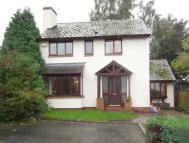 4 bed Detached house in Chapel Grove, Abergavenny
