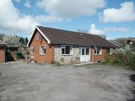 3 bedroom Detached Bungalow to rent in Brecon Road, Abergavenny