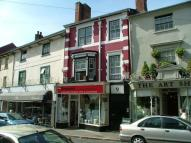 Ground Flat to rent in Cross Street, Abergavenny